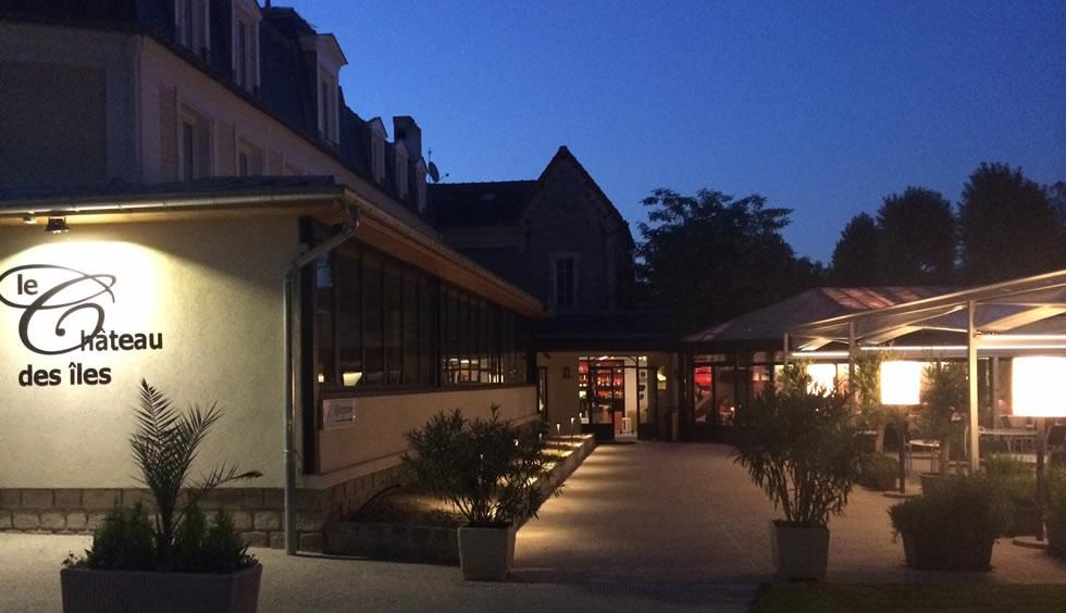 Hotel Restaurant Saint Maur
